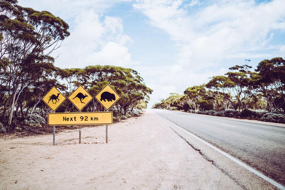 Australien Reisetipps Roadtrip Straßen