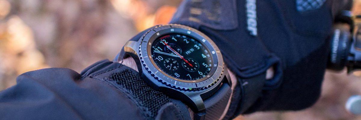 Samsung Gear S3 – Die Smartwatch für Abenteurer und Reisende?