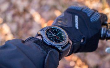 Samsung Gear S3 Smartwatch Test