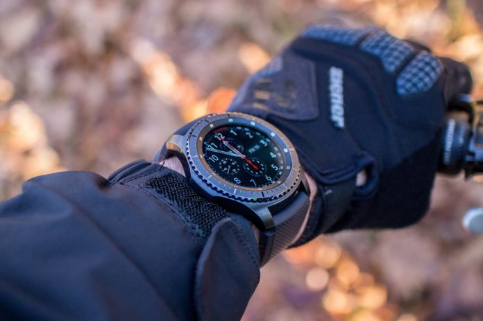 Samsung Gear S3 Smartwatch Test