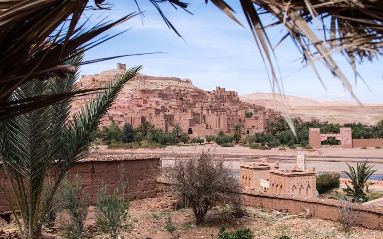 Urlaub im Februar in Marokko