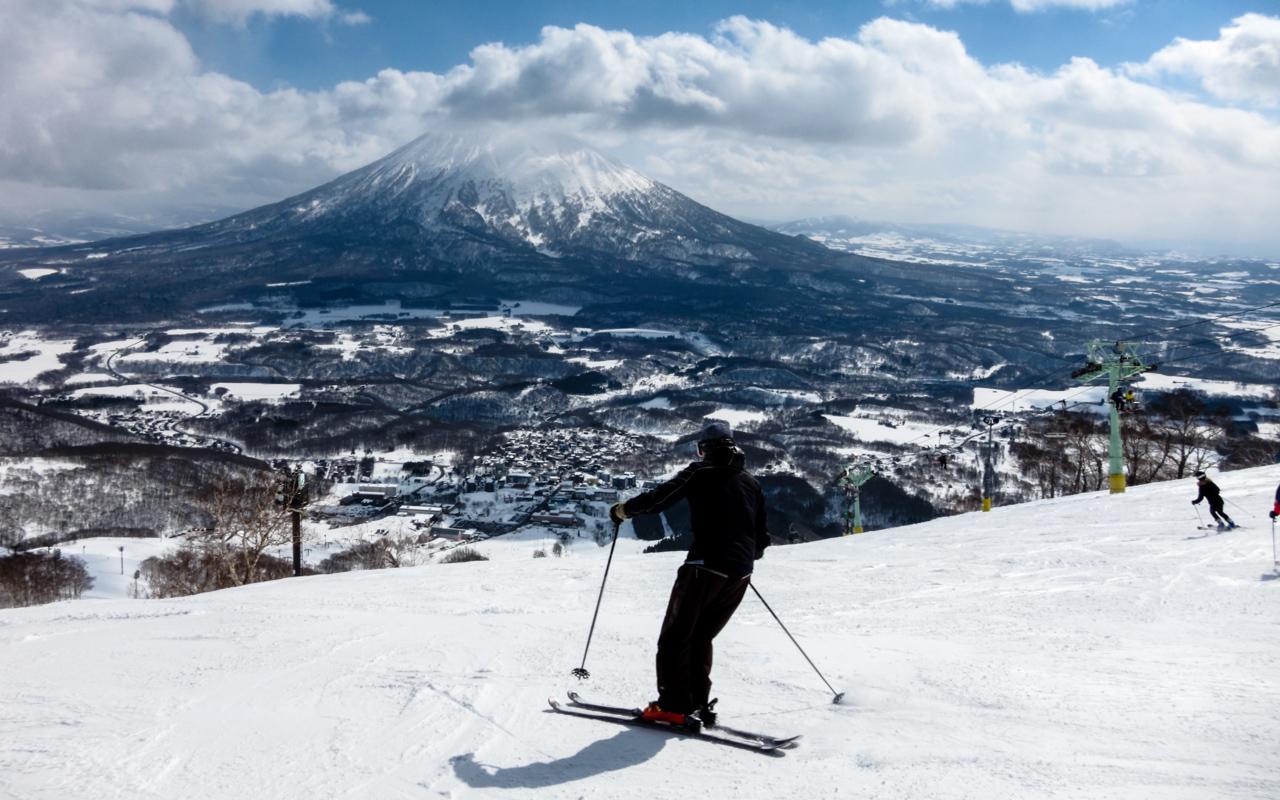 Winterurlaub im Februar auf Hokkaido in Japan