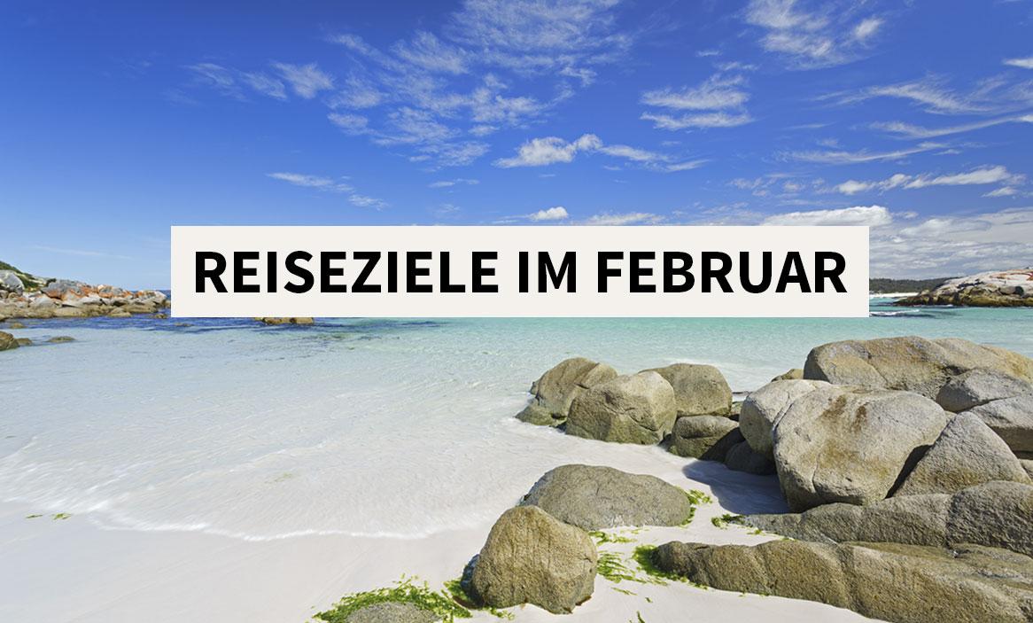 Reisen Im Februar