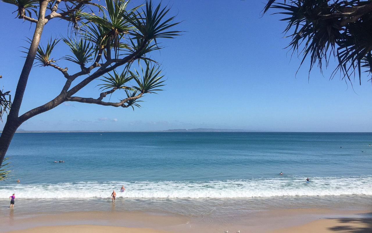 australien-ostkueste-noosa-strand
