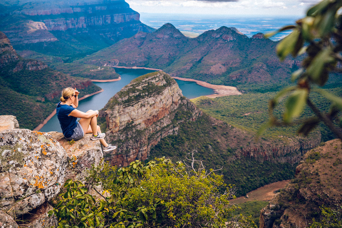 Blyde River Canyon World's End Aussicht