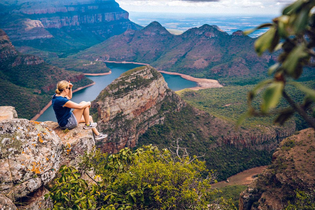 Blyde River Canyon World's End Aussicht