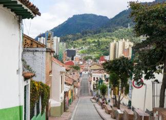 Kolumbien Reisebericht La Candelaria