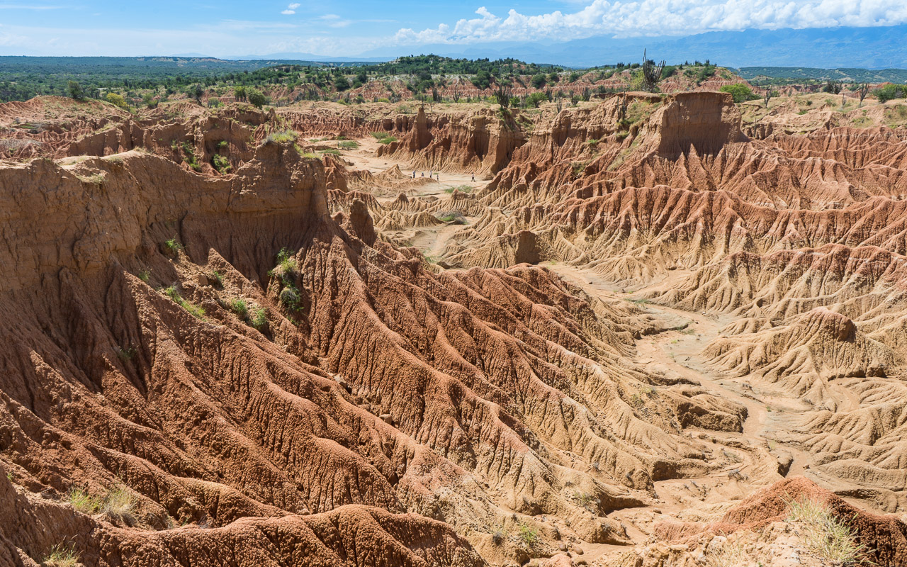 Kolumbien Reisbericht Tatacoa Wüste