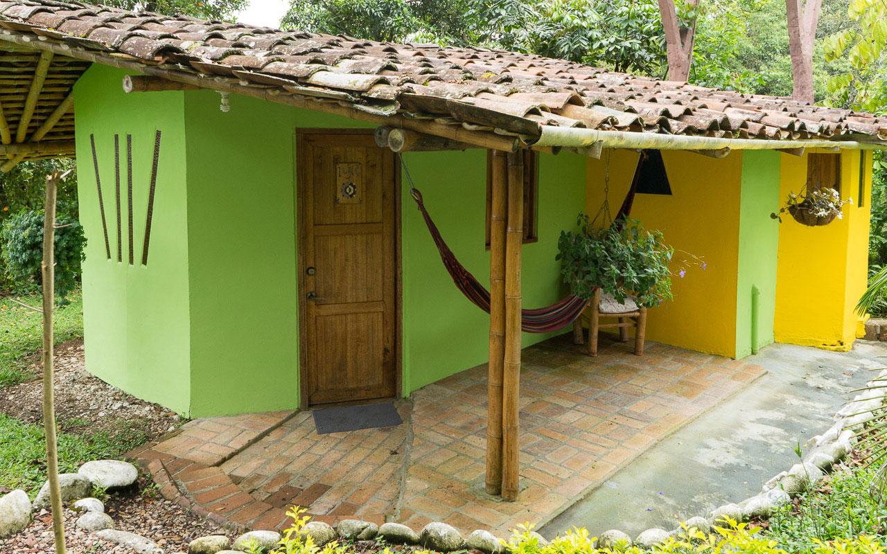 Kolumbien Reisebericht Finca El Maco in San Agustin