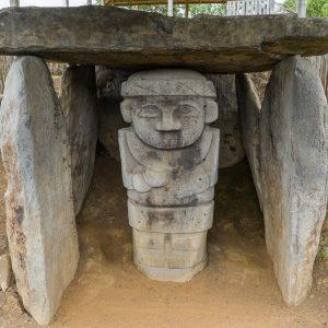 Kolumbien Reisebericht San Agustin Steinskulpturen