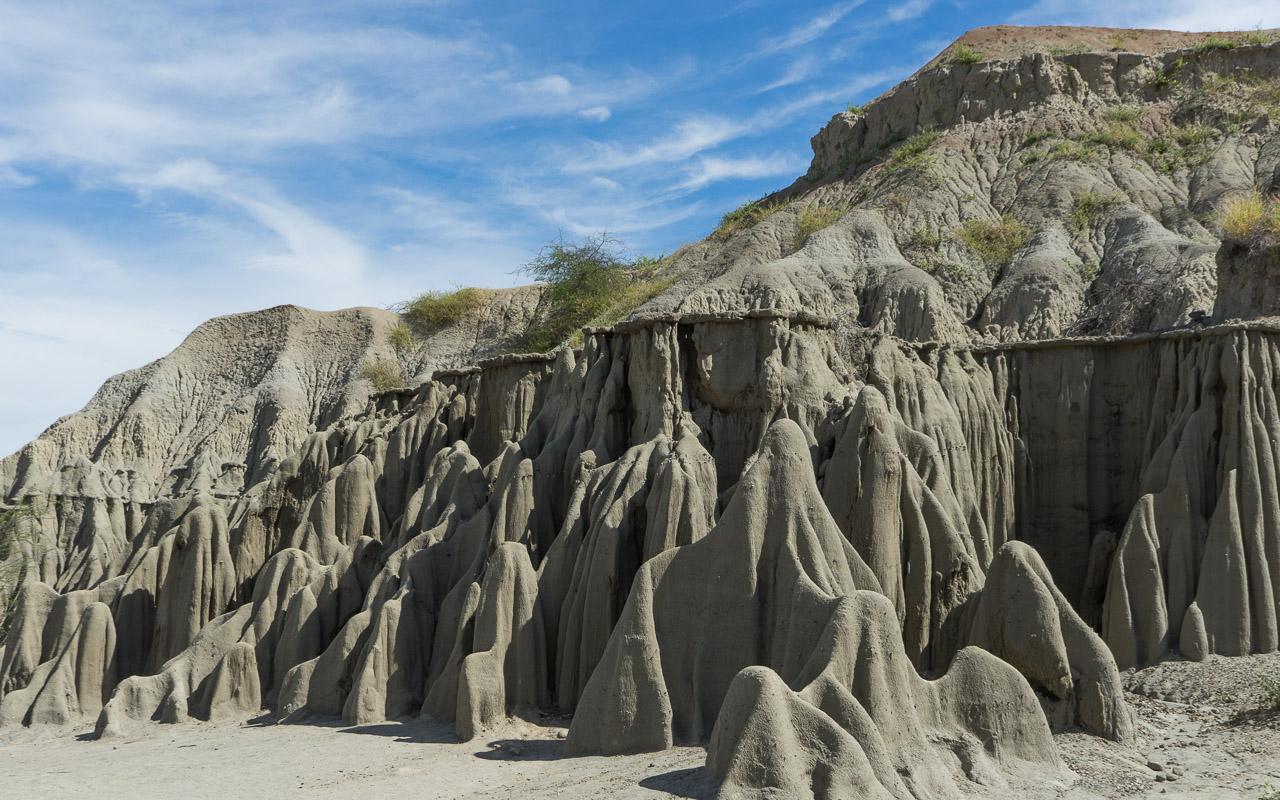kolumbien-reisebericht Tatacoa Wüste Los Hoyos