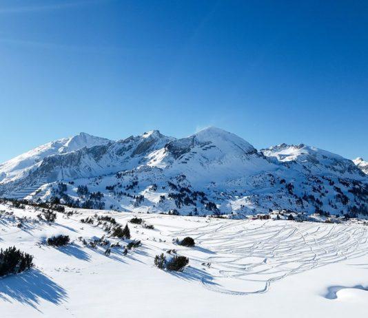 Obertauern - Schneereichster Wintersportort Österreichs