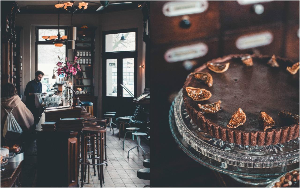 Wunderschönes und sehr gemütliches Café ORA am Oranienplatz