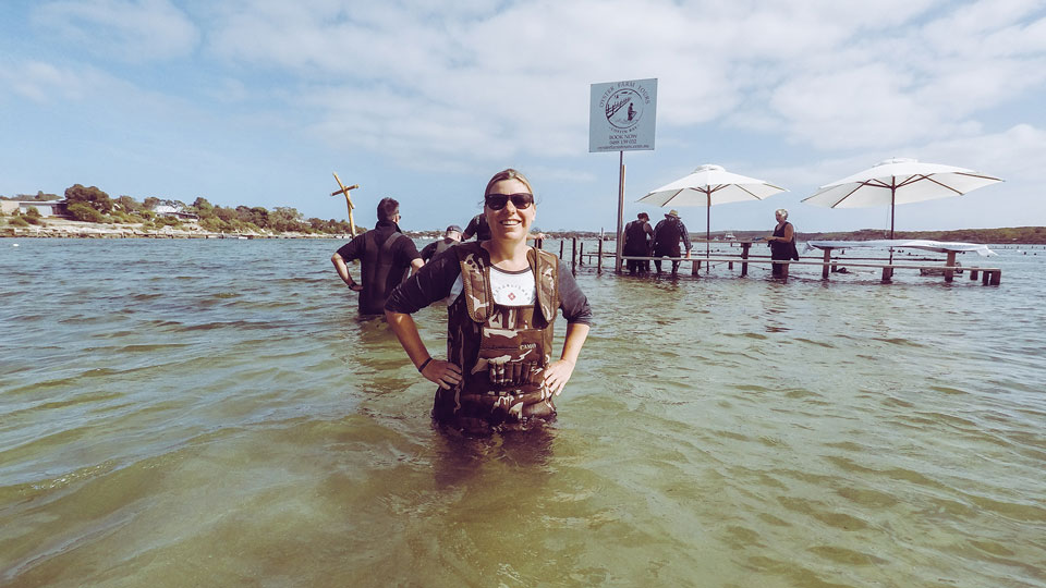 Oyster Farm Tours Coffin Bay