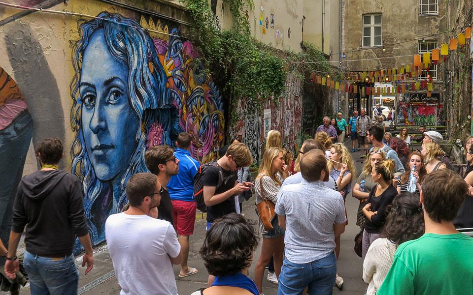 Haus Schwarzenberg Berlin Street Art Tipp
