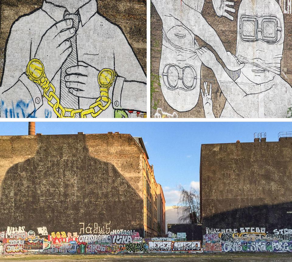 Blu Murals Berlin Curvystraße