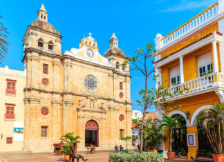 Cartagena de Indias Kolumbien Tipps Reiseblog