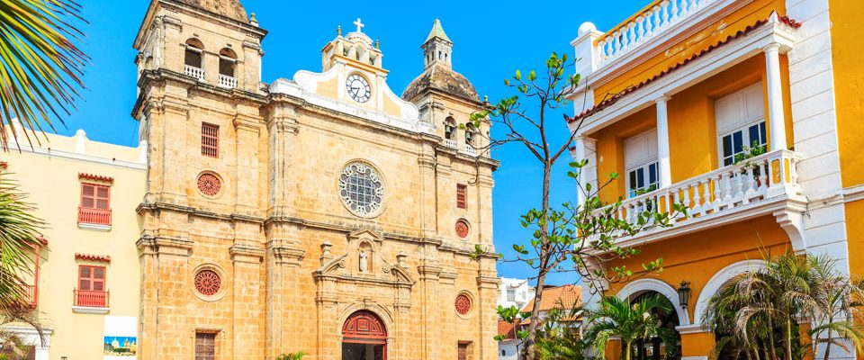 """Cartagena – die """"Perle"""" der Karibik in Kolumbien"""
