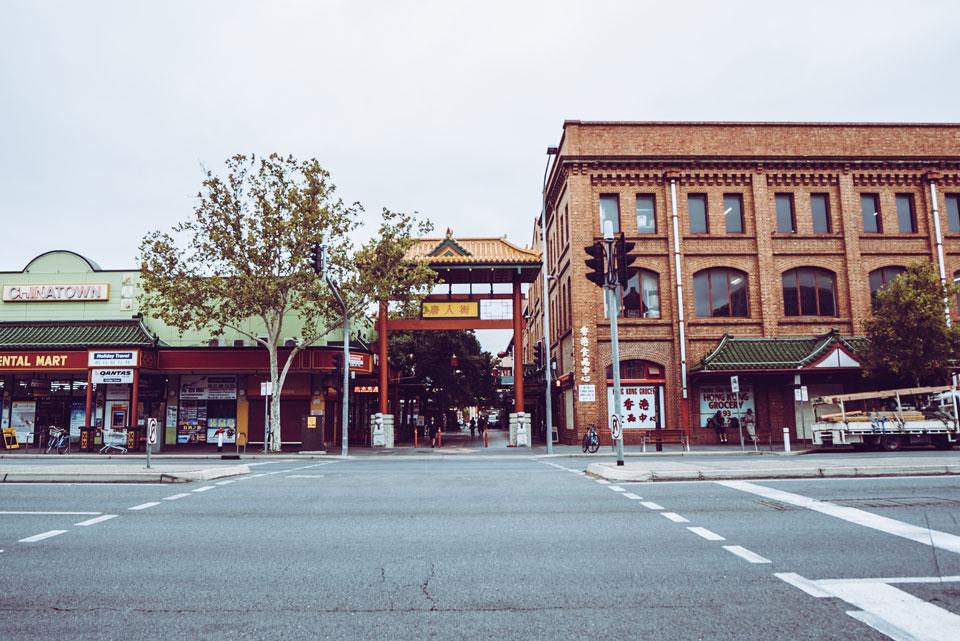 Chinatown Adelaide einkaufen