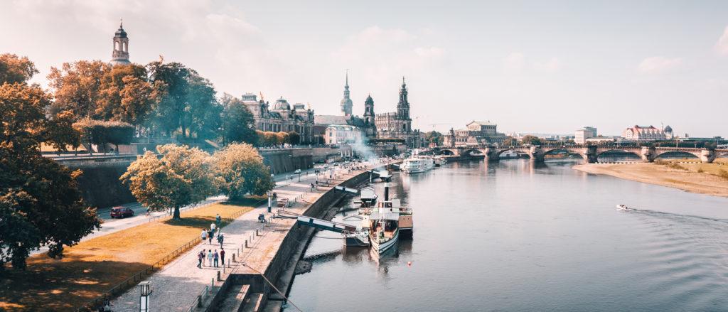 Dresden Skyline Highlights