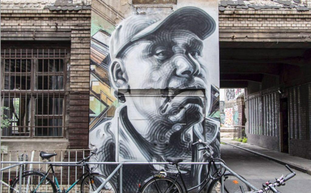 El Mac Kofie Street Art Berlin