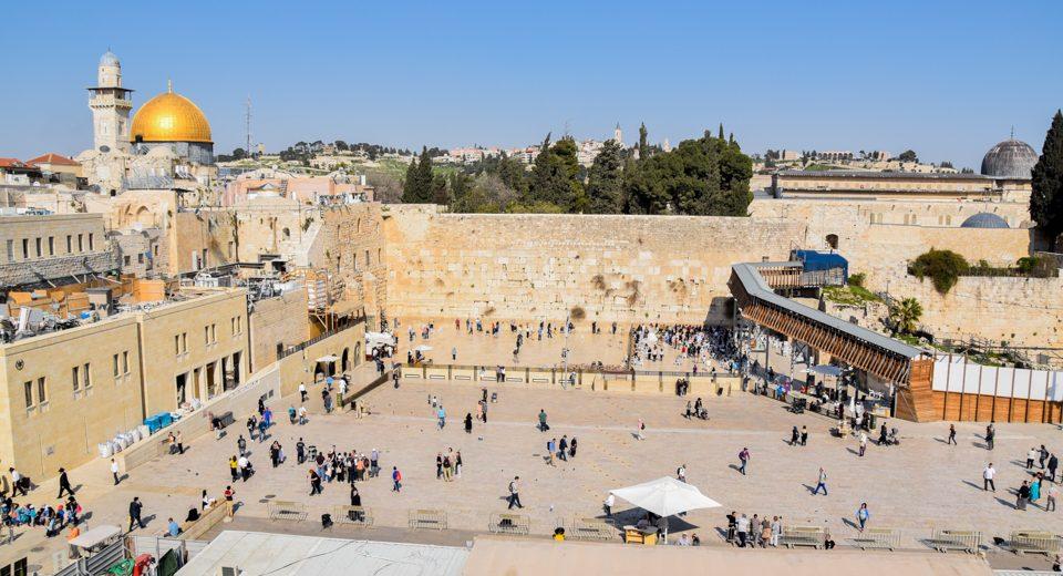 Jerusalem: Sehenswürdigkeiten, Tipps, & Erlebnisse