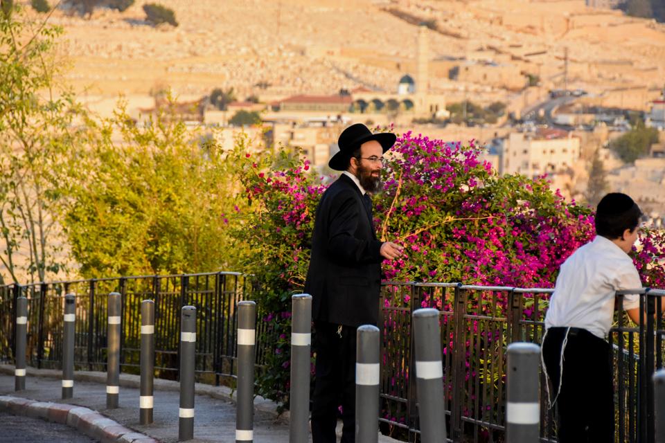 Jerusalem Rabbiner