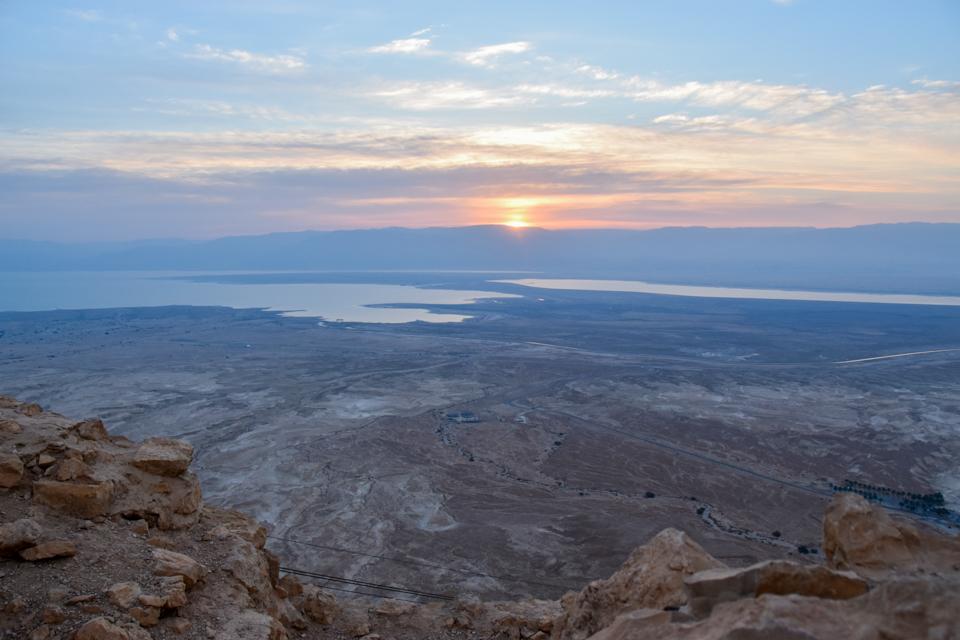 israel-masada-sonnenaufgang