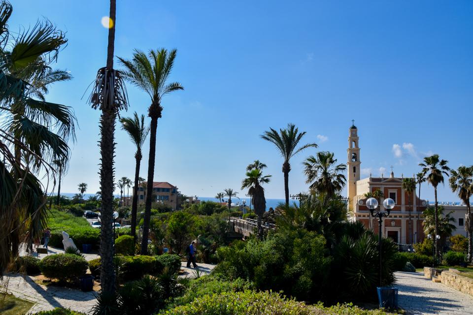 Tel Aviv Sehenswürdigkeiten & meine Highlights für die schöne Stadt am Meer 1