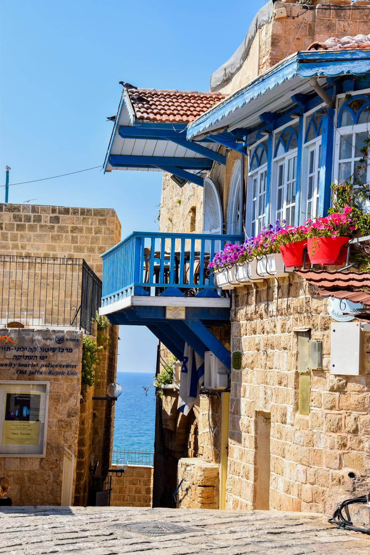 Old Town Jaffa Tel Aviv