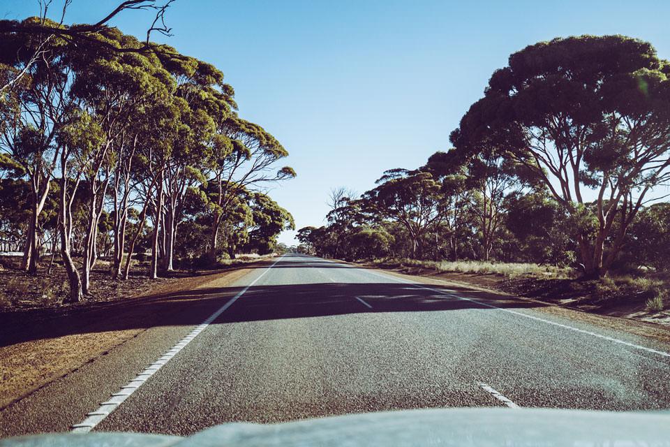 Fahrt von Kalgoorlie nach Hyden
