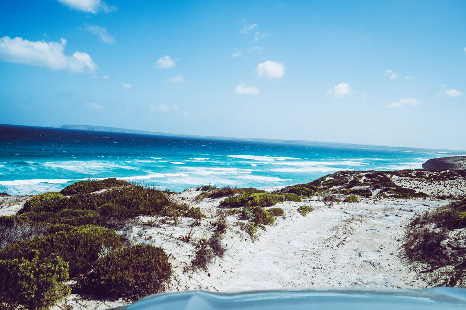 Port Lincoln Nationalpark 4WD