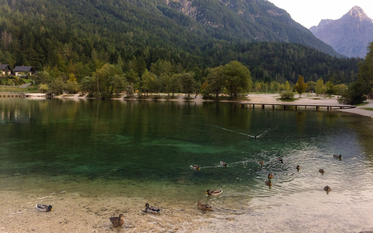 slownien-julische-alpen-see