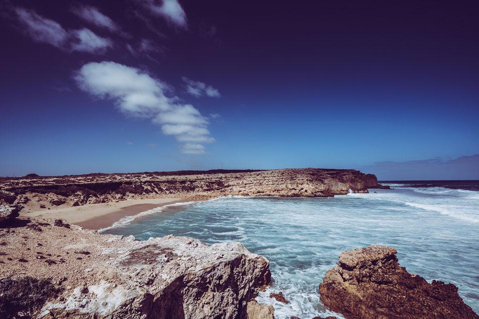 Bucht Streaky Bay Australien