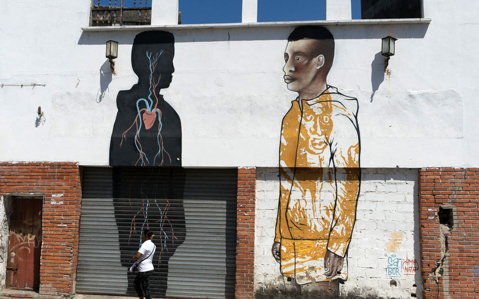 Street Art Getsemani Cartagena