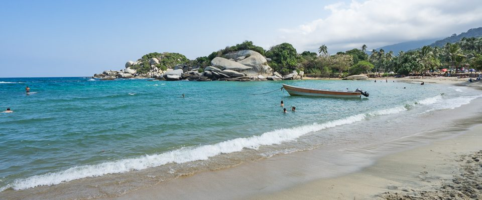 Tagestrip zum Tayrona Nationalpark (Kolumbien)