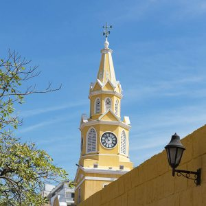 torre-del-reloj-cartagena-kolumbien-sehenswuerdigkeiten