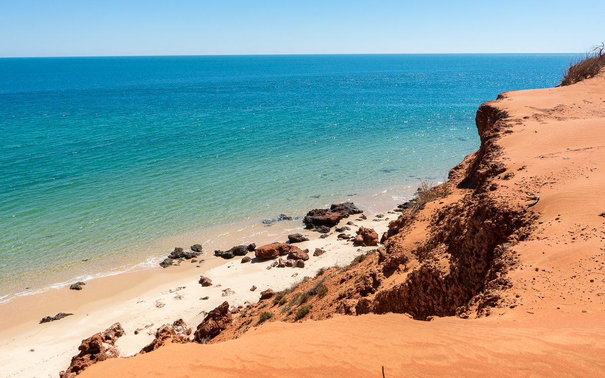 Australien François Peron Nationalpark