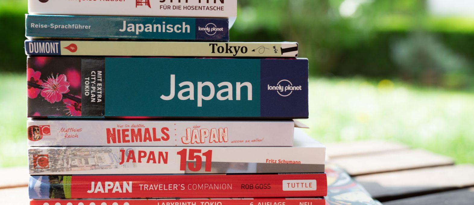 Beste Reiseführer für Japan