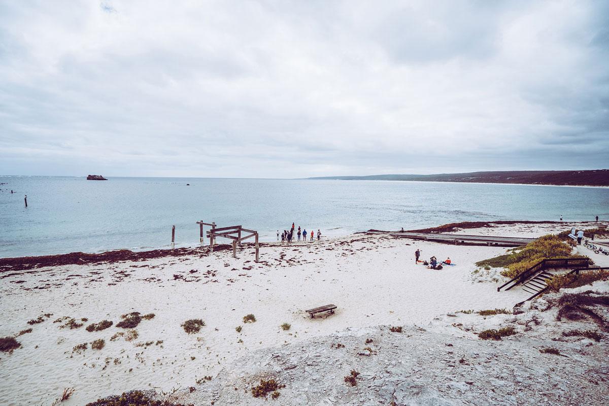 Hamelin Bay Strand |Australien