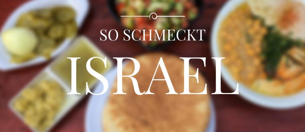 So schmeckt Israel: Hummus, Falafel und jede Menge Sesam