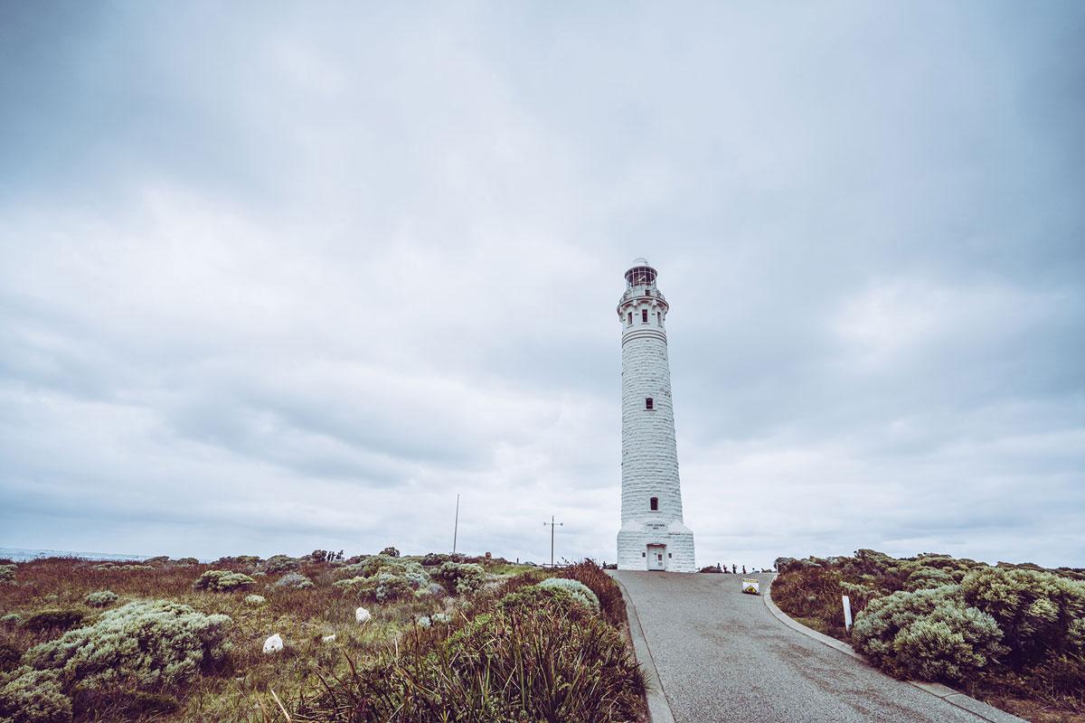 Leuchtturm Cape Leeuwin, Westaustralien