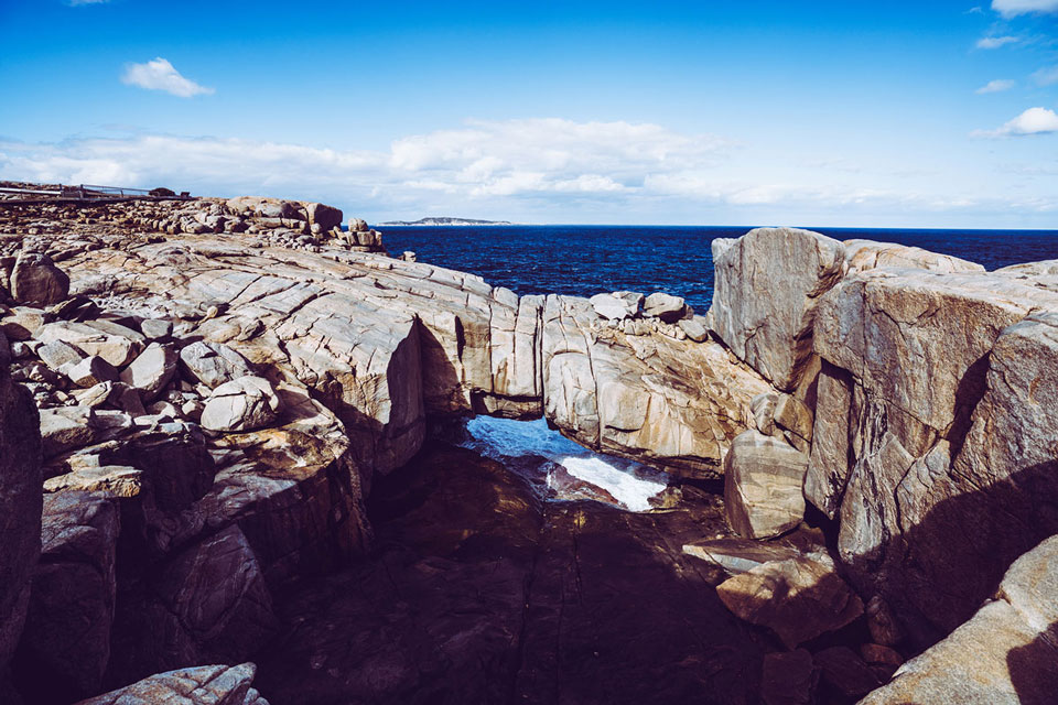 Natural Bridge Torndirrup Nationalpark | Albany