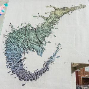 Street Art in Northbridge (Perth)