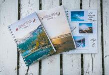 Reisetagebuch schreiben kaufen gestalten