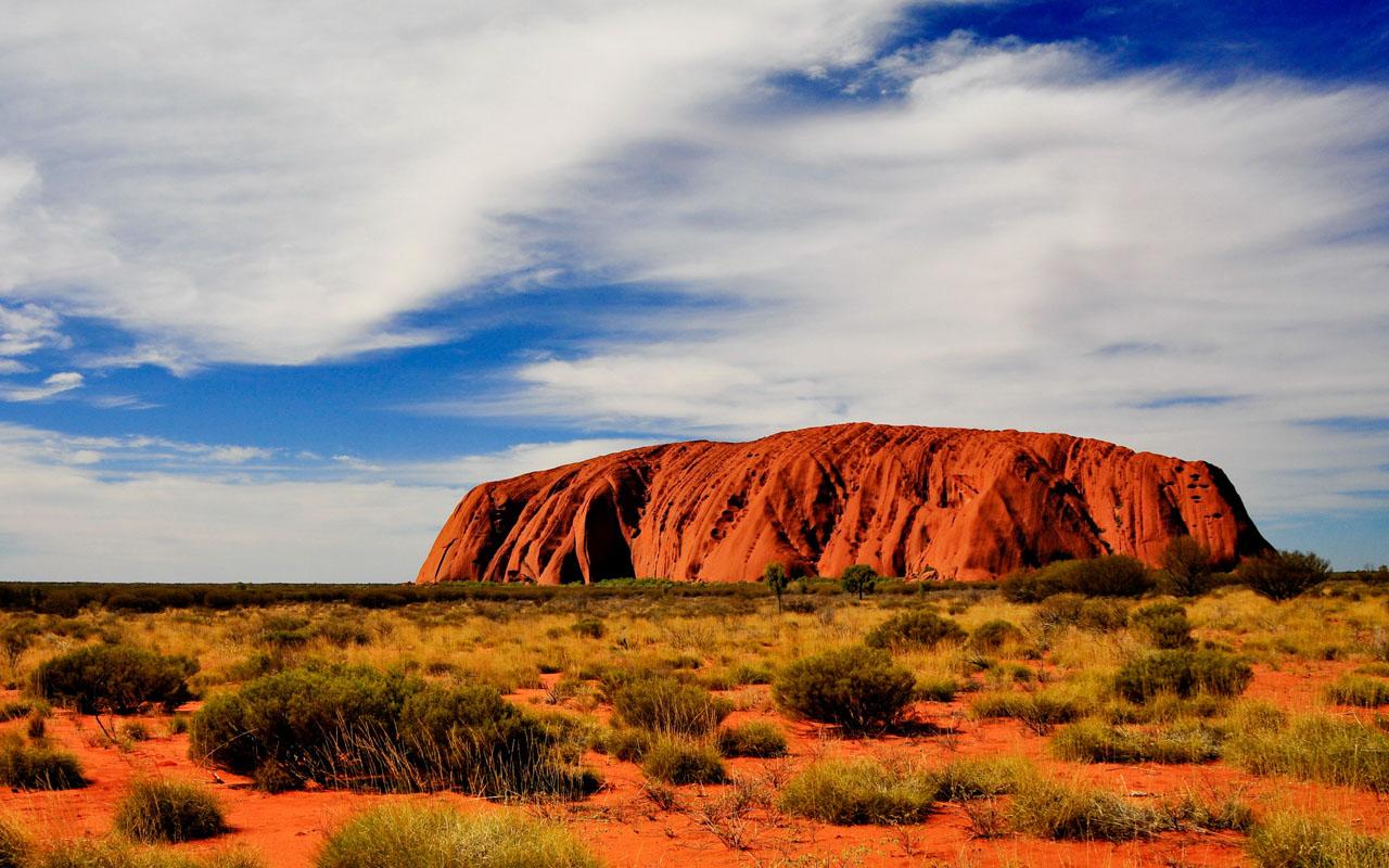 Reisetipps Urlaub im April Uluru Australien