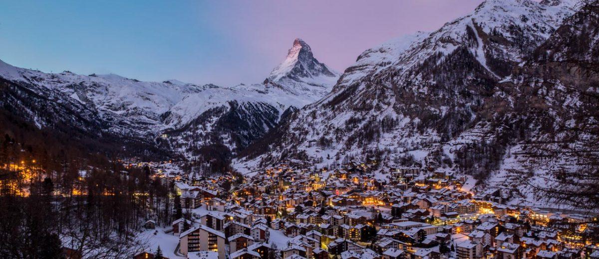 Reisetipps Winterurlaub April in Zermatt, Schweiz
