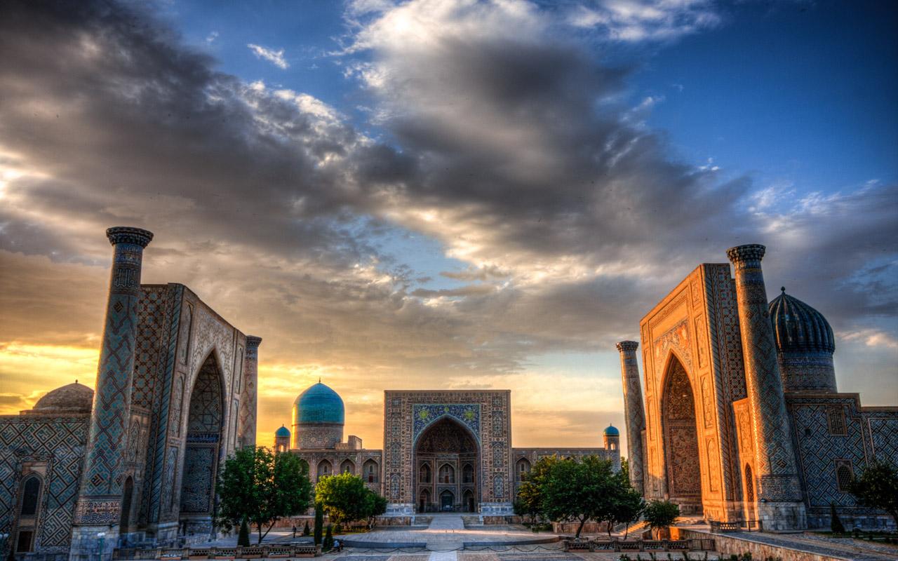 Urlaub im Mai Seidenstraße Uzbekistan