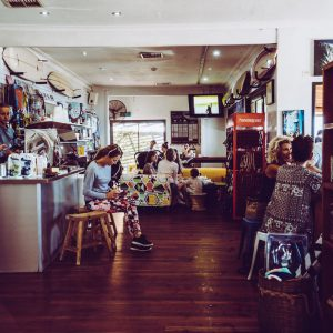 Yelo Cafe Trigg Beach Perth