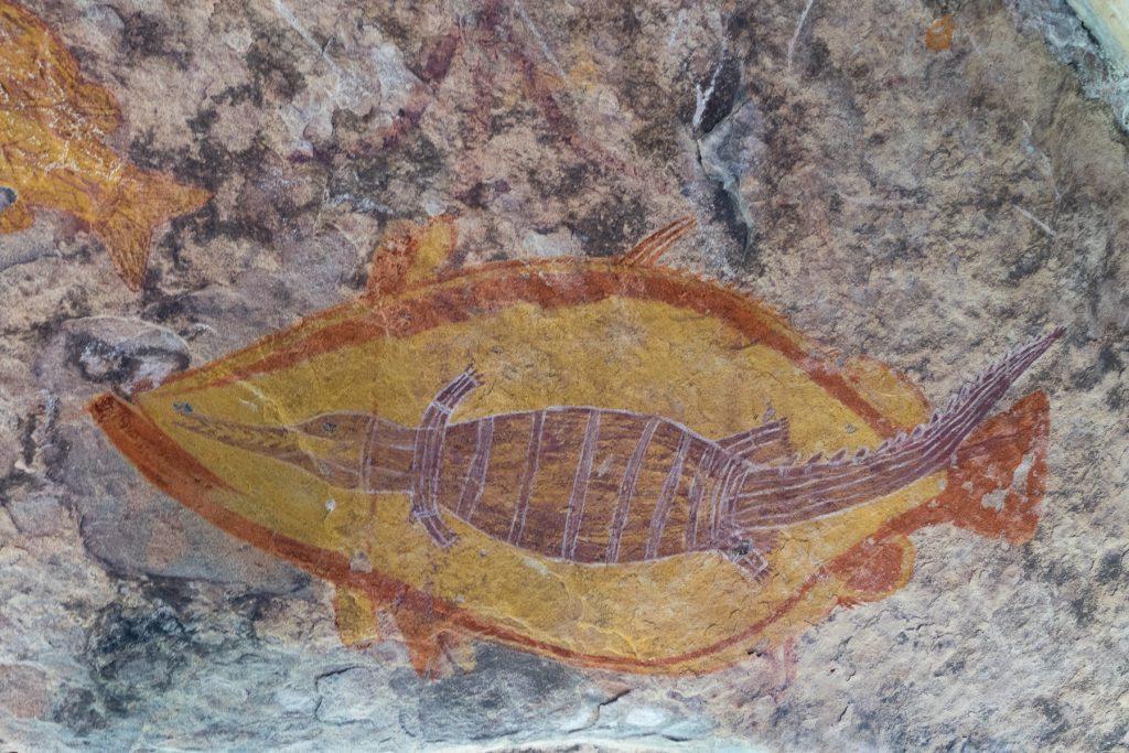 Arnhemland Rock Painging Australien